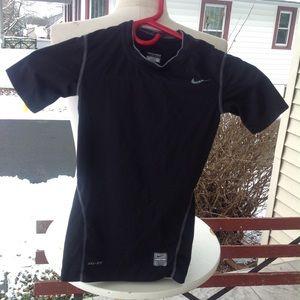 Boys Nike pro shirt.